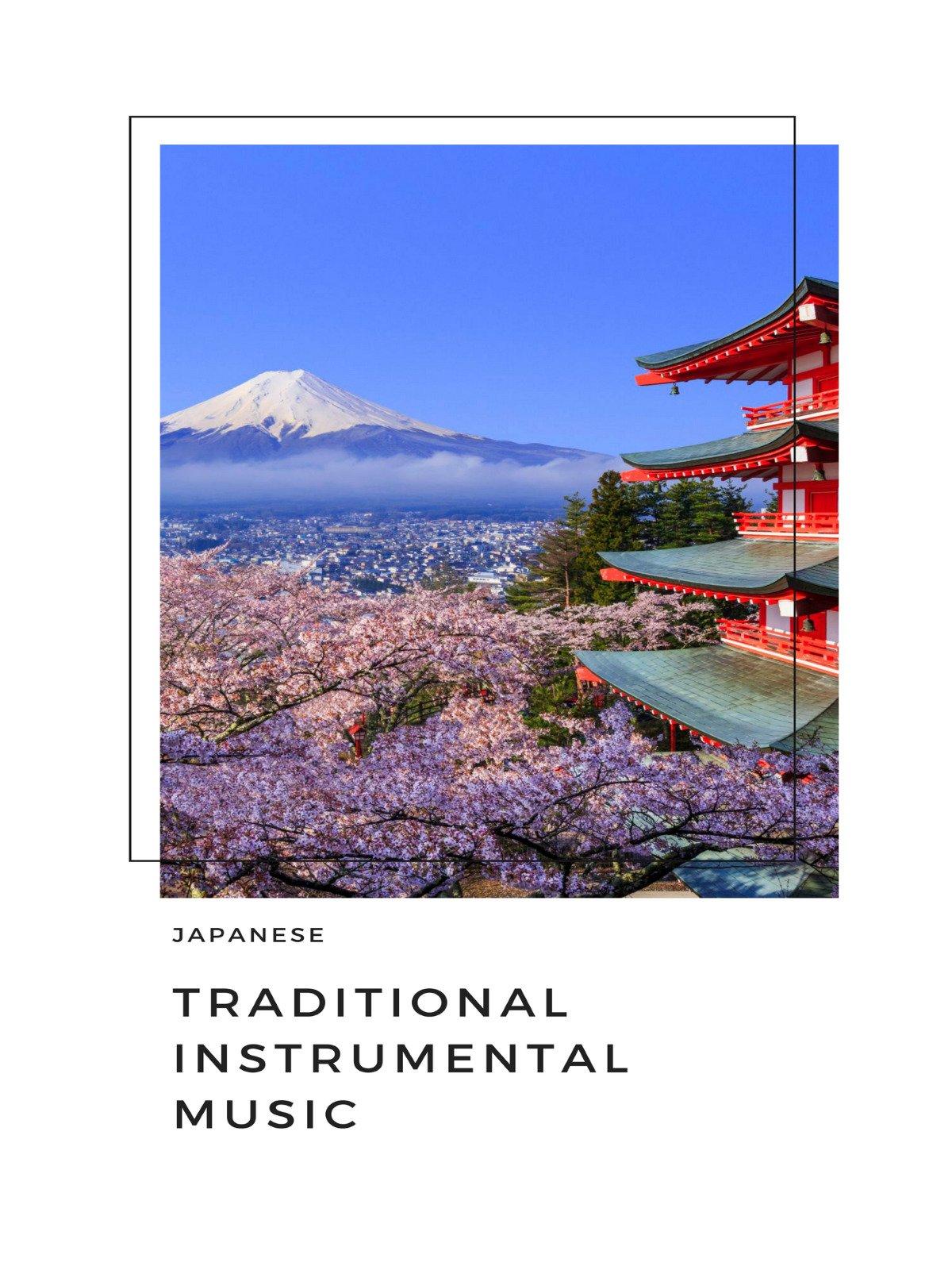 Japanese Traditional Instrumental Music