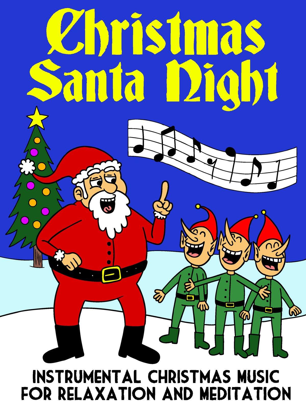 Christmas Santa Night