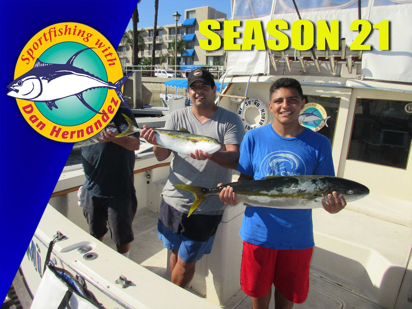 Watch 39 Sport Fishing With Dan Hernandez 39 On Amazon Prime
