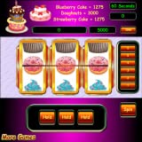 3D Extreme Cake Slots Unlimited Spins