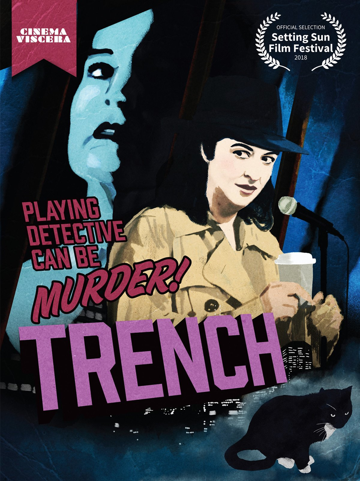 Trench on Amazon Prime Instant Video UK