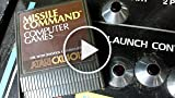 Classic Game Room - MISSILE COMMAND Review for Atari...