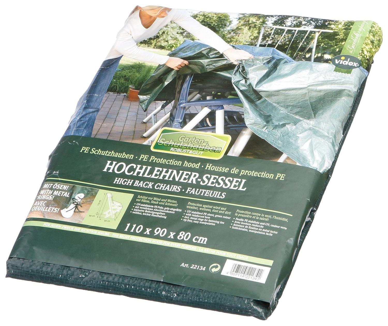 Videx 22134 PE- Schutzhaube für Hochlehner-Sessel, grün bestellen