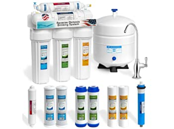 Express Water-5 Stage Home Drinking Reverse Osmosis System