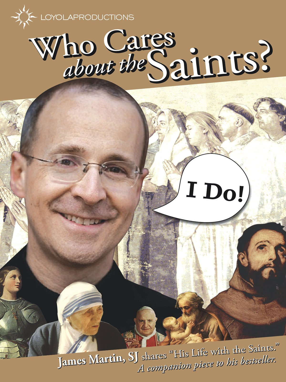Who Cares About The Saints? on Amazon Prime Video UK