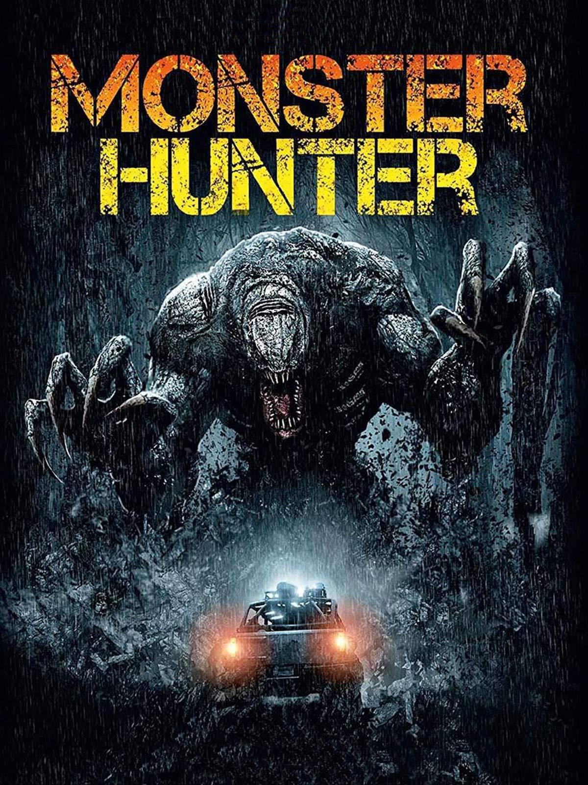 Monster Hunter on Amazon Prime Video UK