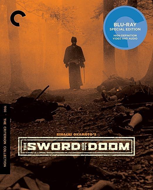 The Sword of Doom [Blu-ray]