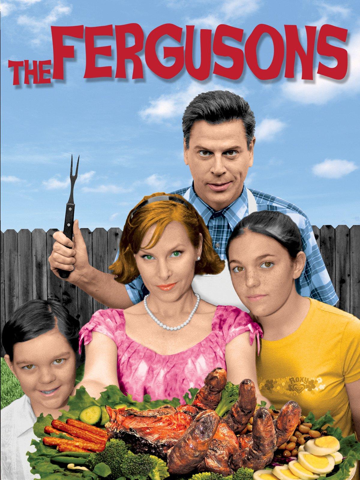 The Fergusons on Amazon Prime Video UK