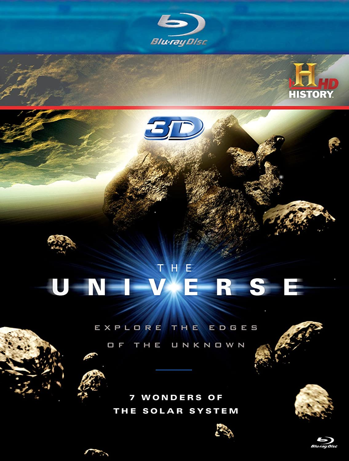 The Universe: How the Solar System Was Made 2011 mHD BluRay DD5.1 x264-TRiM screenshots
