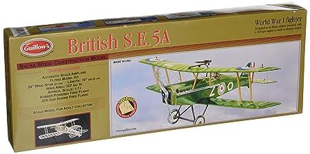 Maquette en bois - British SE5-A