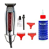 Wahl Detailer Powerful Rotary Motor Trimmer 8081 with Bonus Blade Oil