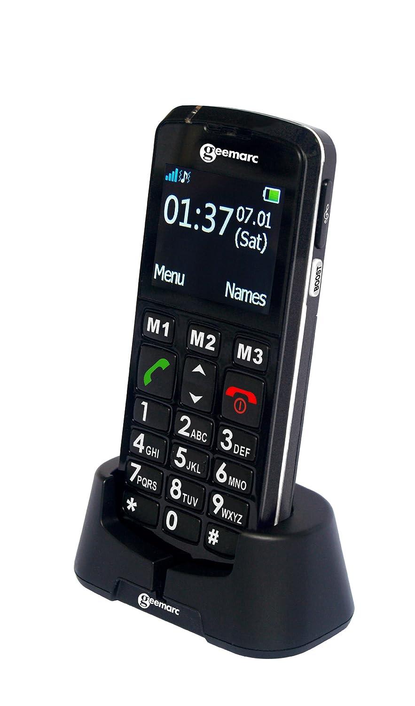 T�l�phone GSM GEEMARC CL8350 NOIR