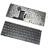 New Laptop Keyboard with Mouse Point Stick Without Frame Compatible HP EliteBook 2560 2560p Black US Layout, 651390-AB1 6037B0065301 6037B0055113