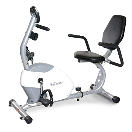 Velocity Exercise CHB-R2101 Recumbent Exercise Bike