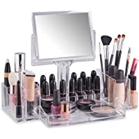 Beautify Acrylic Luxury Cosmetic Makeup Holder and Organizer
