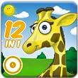 Tier Spielplatz 1 - 'Best of' Edition. 12 Spiele-Klassiker mit lustigen Tieren f�r Kinder in einer App: Puzzles, Suchbilder, Malbuch, Tierklavier und vieles mehr.