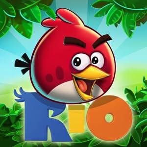 Angry Birds Rio (Ad-Free) by Rovio Entertainment Ltd.