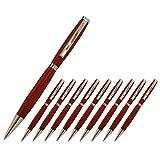 Legacy Woodturning, Slimline Pen Kit, Many Finishes, Multi-Packs (Color: Platinum)
