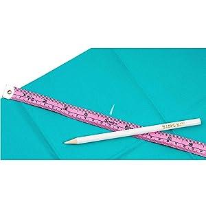 SINGER 3-Pack Tape Measure, Pink (Color: Pink, Tamaño: 3-Pack)