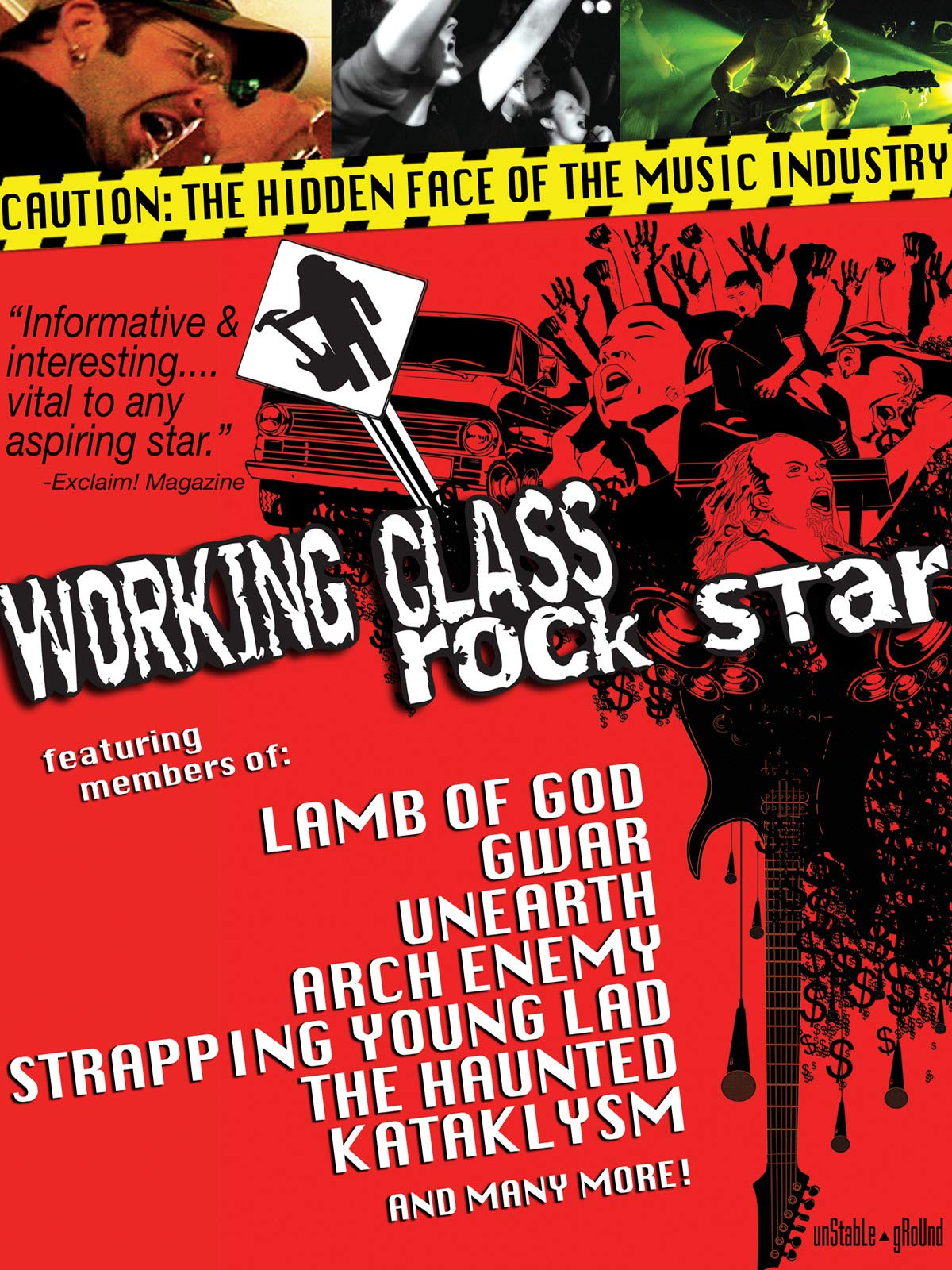 Working Class Rock Star on Amazon Prime Video UK