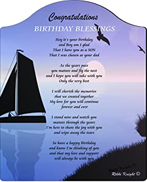 Happy birthday my son poems pictures to pin on pinterest