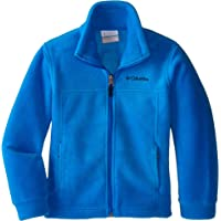 Columbia Sportswear Boys Steens Mountain II Fleece Jacket - Multi Colors