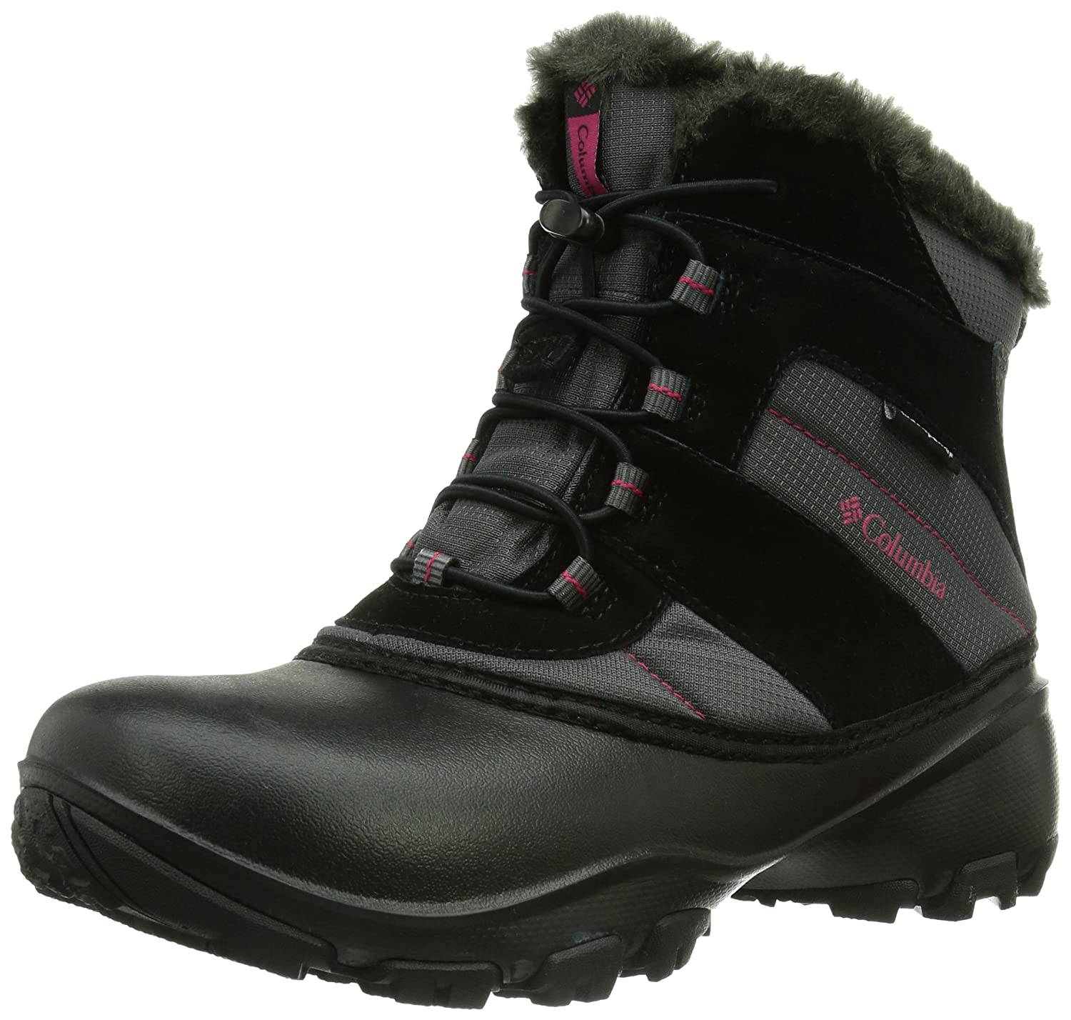 Columbia Youth Rope Tow Iii Waterproof Unisex-Kinder Warm gefütterte Schneestiefel
