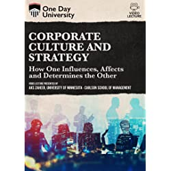 Corporate Culture And Strategy: How One Influences, Affects And Determines The Other