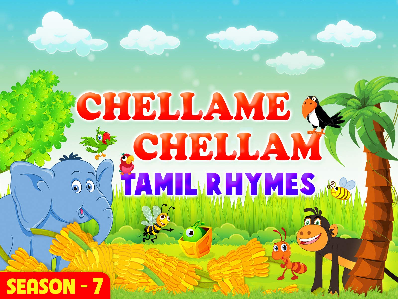 Chellame Chellam - Season 7