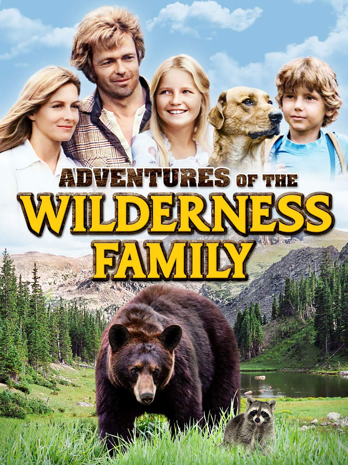 Adventures of the Wilderness Family on Amazon Prime Video UK