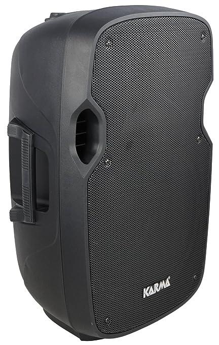 Karma Italiana BX 6815A Enceinte pour MP3 & Ipod Noir
