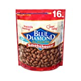 Blue Diamond Almonds, Smokehouse, 16 Ounce