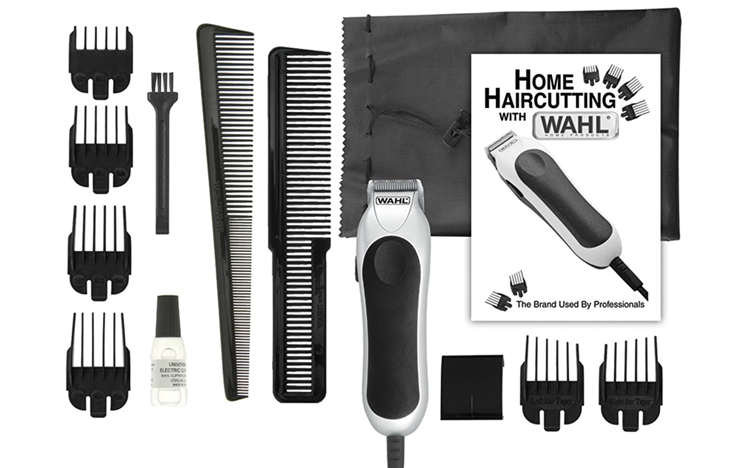 Wahl 9307-100 Mini Pro 13-Piece Compact Clipper Kit $9.97
