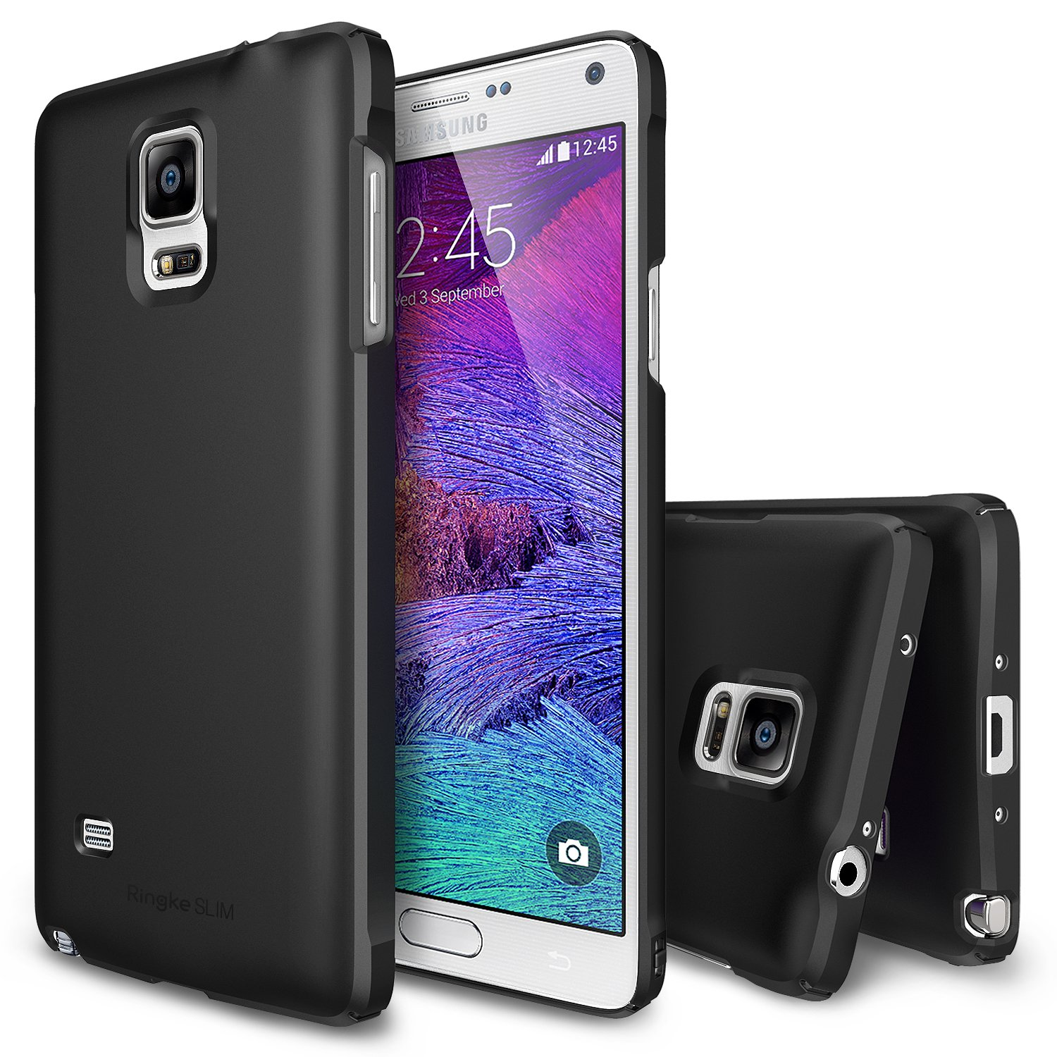 slimmest cases available samsung galaxy note 4. Black Bedroom Furniture Sets. Home Design Ideas