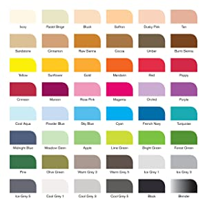Winsor & Newton Promarker Collection-48 Set, 48 (Color: Essential Collection 48)