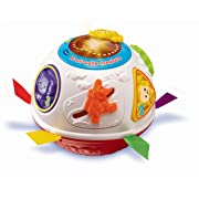 VTech Light and Move Learning Ball (French Version): Amazon.ca: Toys & Games