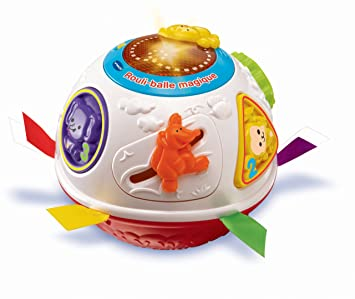 VTech Light and Move Learning Ball (French Version): Amazon.ca: Baby