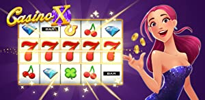 Casino X - Free Online Slots from A Thinking Ape, Inc.