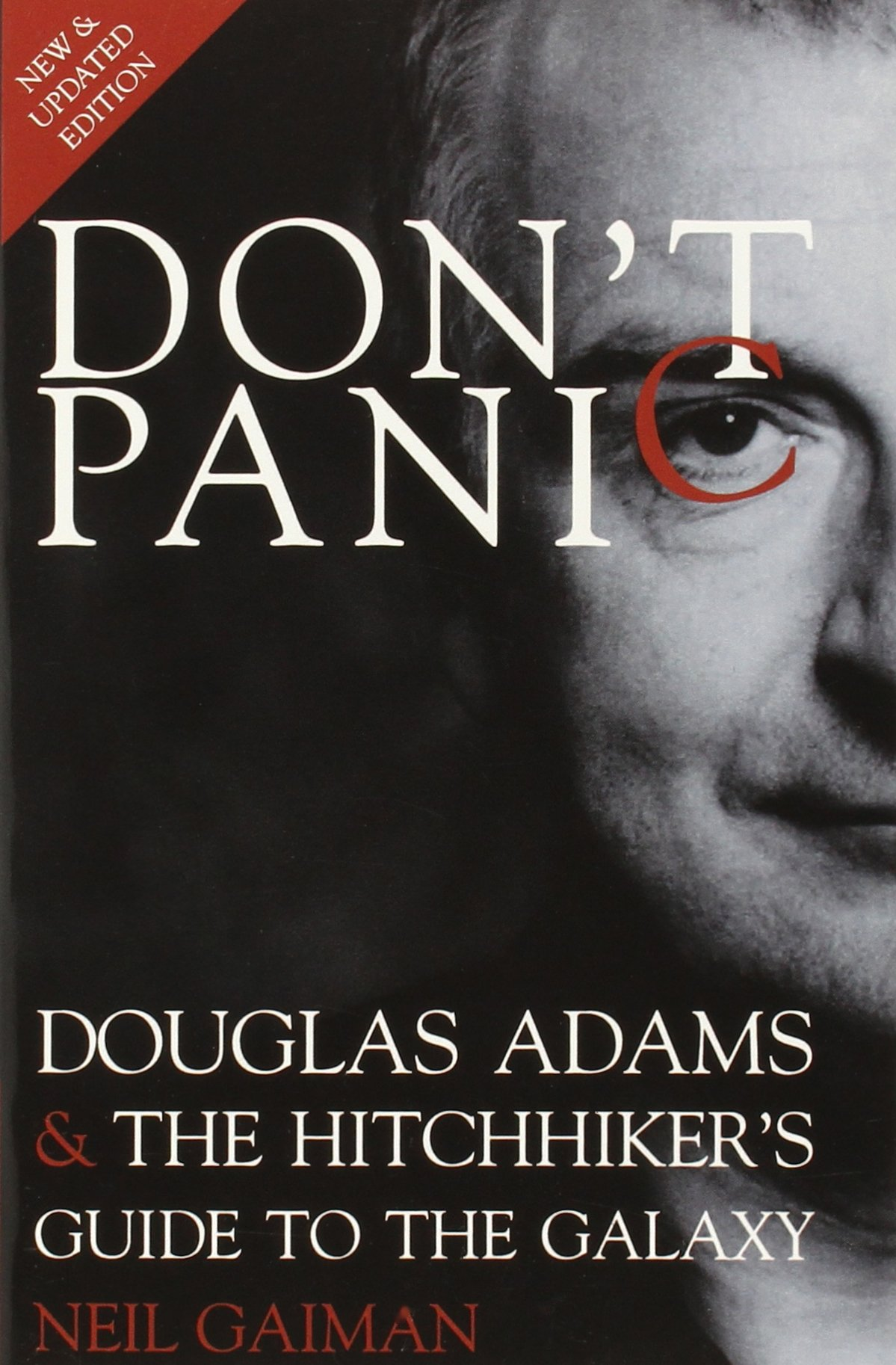 Buy Don't Panic: Douglas Adams & The Hitchhiker's Guide To The Galaxy Book  Online At Low Prices In India  Don't Panic: Douglas Adams & The  Hitchhiker's