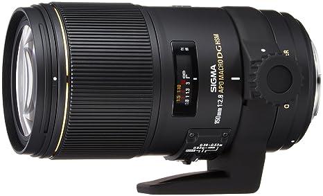 Sigma Objectif Macro 150 mm F2,8 EX DG APO OS HSM - Monture Canon