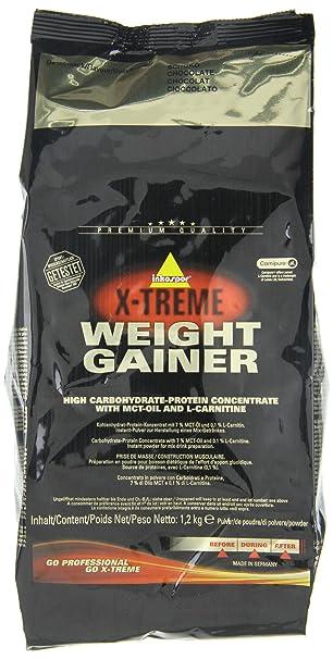 Inko X-Treme Weight Gainer Schoko, 1er Pack (1 x 1.2 kg)