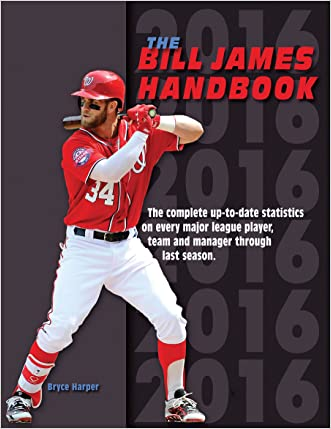 Bill James Handbook 2016 written by Bill James