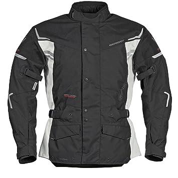 Germot tERRANOVA veste en textile pour homme noir/gris