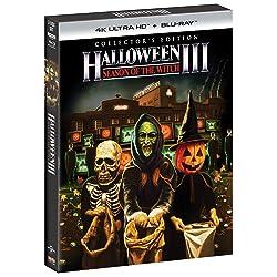 Halloween III: Season of the Witch (1982) - Collector's Edition [4K Ultra HD + Blu-ray]