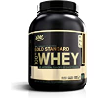 Optimum Nutrition Gold Standard 100% Whey Protein Powder, Chocolate, 4.8 Pound