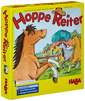 "HABA Le jeu ""Hoppe Reiter"" jeu de société"