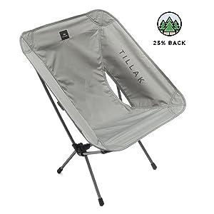 Tillak camping chair