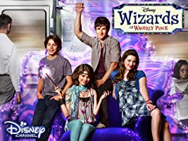 Wizards of Waverly Place Season 3 [HD]