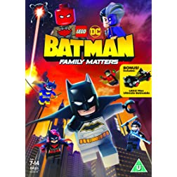 Lego DC Batman: Family Matters 2019