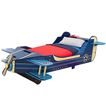 airplane toddler bed plans 2